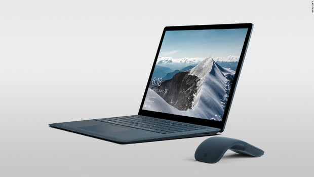 Microsoft's new Surface Laptop aimed at students