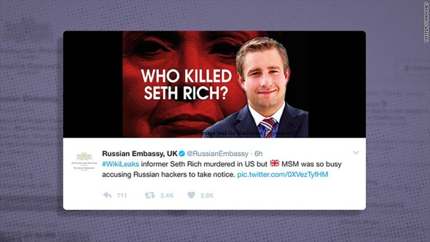 russia conspiracy theory