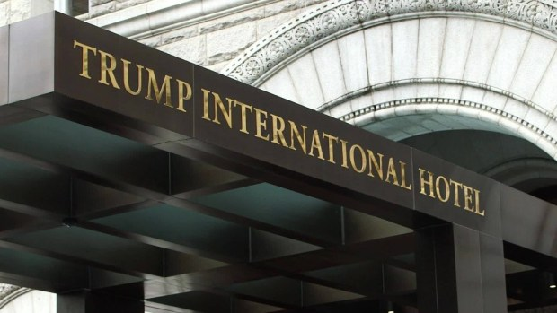 Inside murky foreign profits at Trump's hotels