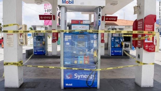 Gas Shortages Florida Irma