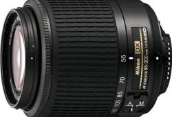 Nikon Objectif Af-S Dx 55-300