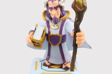 clash of clans fig 16cm grand warden