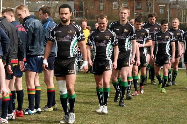 Anthony Hughes playing rugby (centre foreground). Anthony Hughes a rugby league player who was planning to marry hanged himself just four days after his bride-to-be broke off their engagement, an inquest heard.