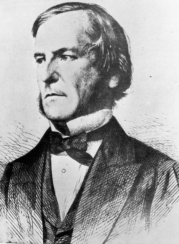How george boole invented boolean logic and created the for Who invented the mirror