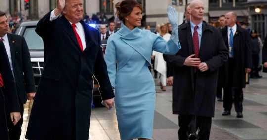 Trumps Bodyguard Did NOT Wear Fake Arms To Keep Finger On Trigger .Inauguration Day Conspiracy