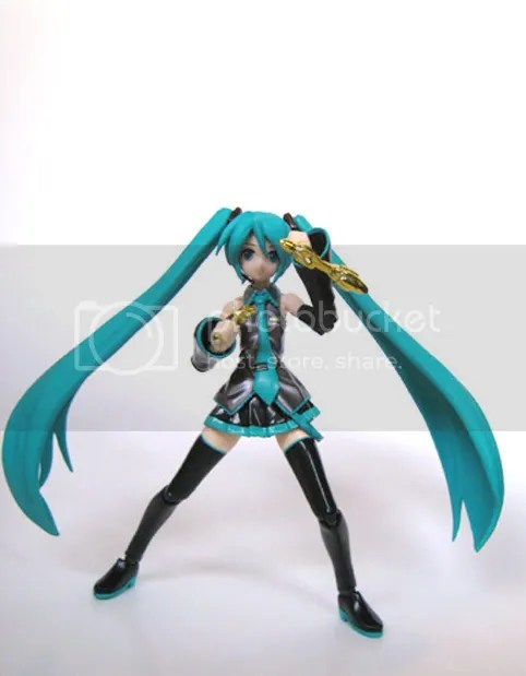 hatsune miku fight with Libra weapons !!