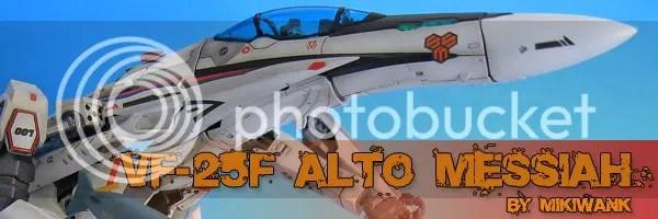 Alto, macross F, macross frontier, valkyrie, VF-25F messiah