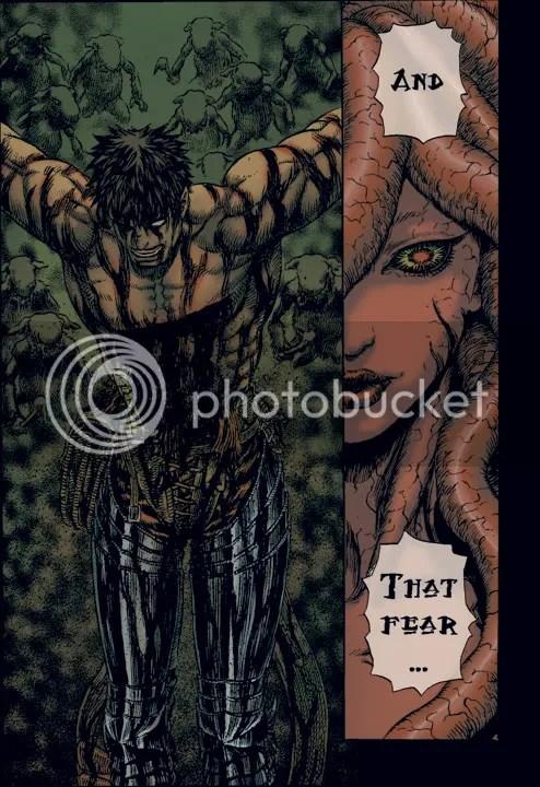 Berserk and Slann