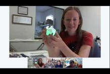 Maker Camp: Electric Origami with Evil Mad Science