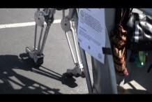 Anatomical Bipedal Robot: Solar Electric Robot&nbsp;Chariot