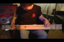Weekend Projects &#8211; Infrared String&nbsp;Bass