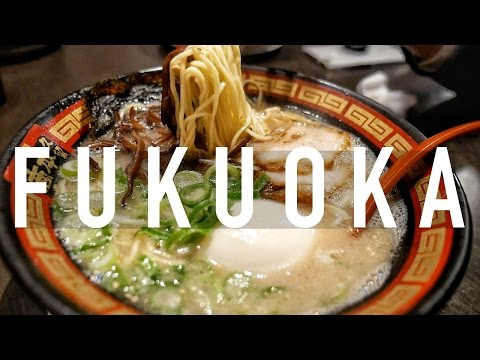 Fukuoka In A Day: What To Do And Eat In Fukuoka | Japan Travel Guide