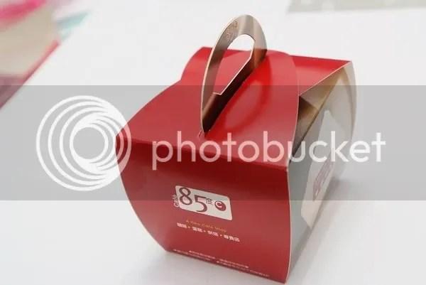 貼心的~85度C巧克力蛋糕 Yukis Life by yukiblog.tw