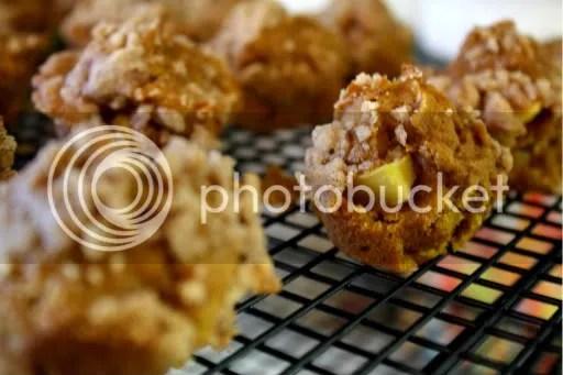 Pumkin muffins