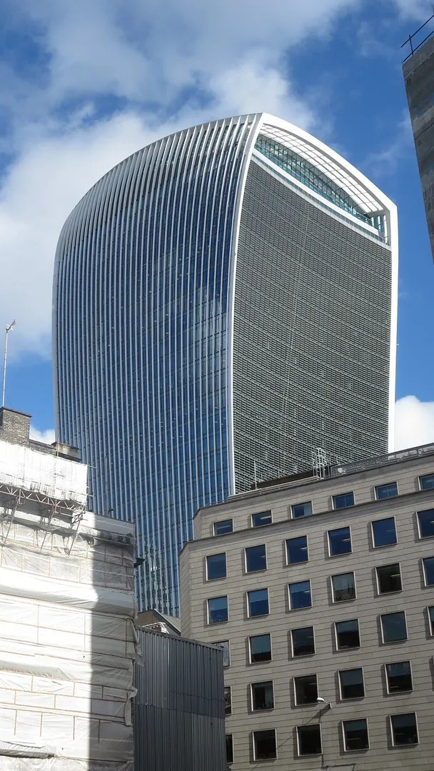 London Shard Gherkin Walkie Talkie Five Star Vagabond