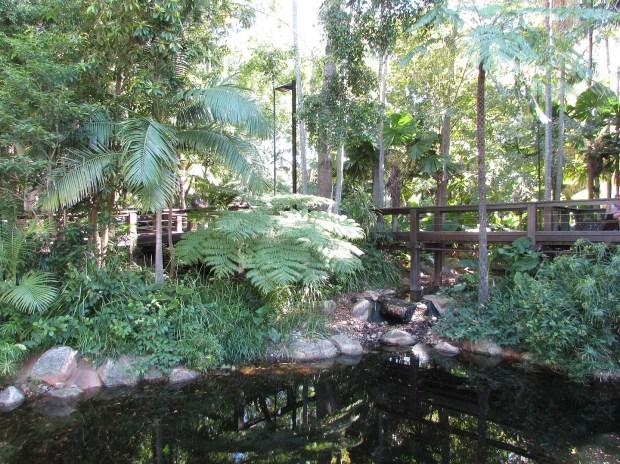 Brisbane City River South Bank