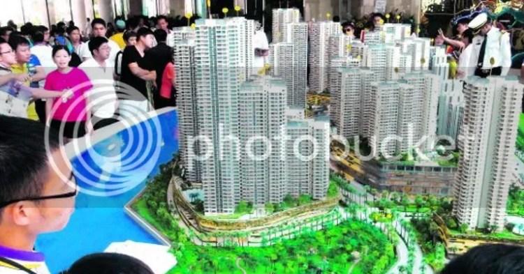 偏重房產, Iskandar计划恐泡沫化