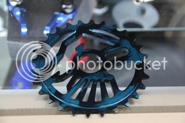 BMX sprocket