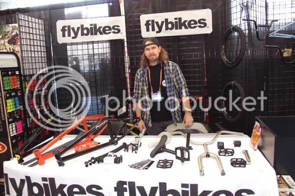 Fly Bikes BMX