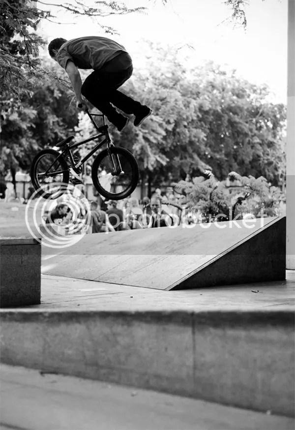 Lloyd Wright BMX