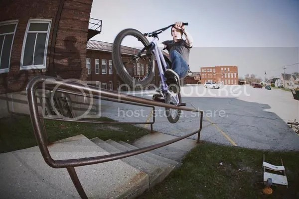 Chris Beers BMX