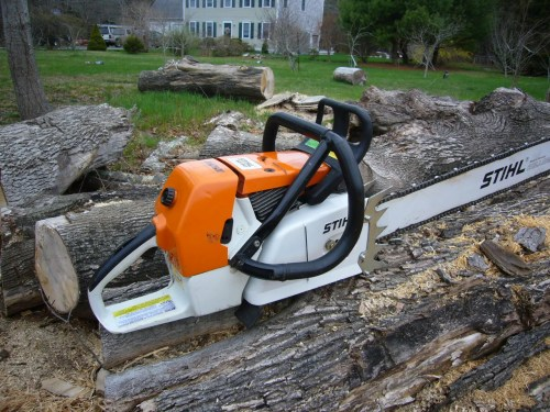 Medium Of Echo Vs Stihl