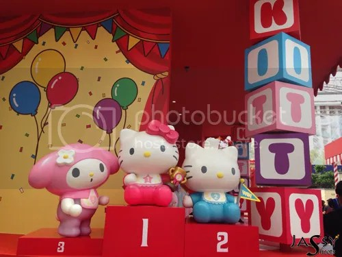 Hello Kitty Go Around Singapore