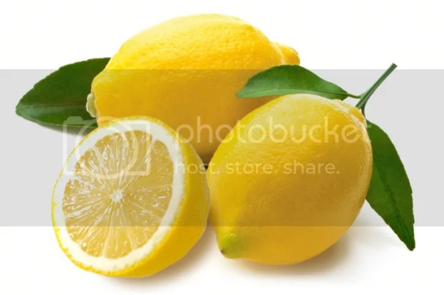 lemon the remedy for cold and fever