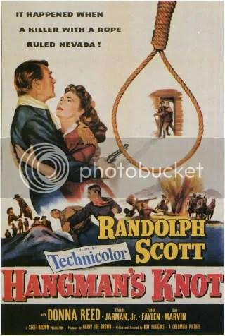 Hangman's Knot (1/2)