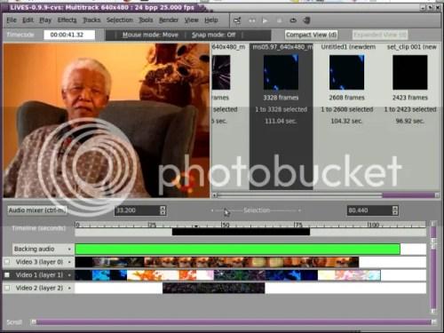 livesmt Lives 0.9.9.9   Buen editor de video