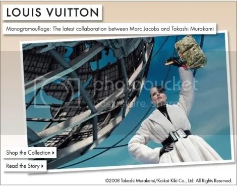 Louis Vuitton Fall Winter 2008 Ad Campaign Preview