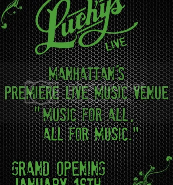 luckys live grand openings