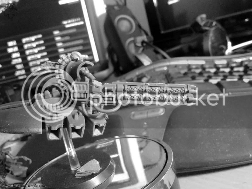Necron heavy Destroyer