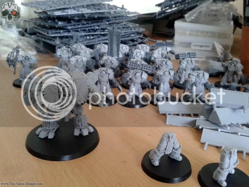 Deathwing Commission 2013 (1) Warhammer Fantasy Battles Warhammer 40k tutorial games workshop deathwing dark angels