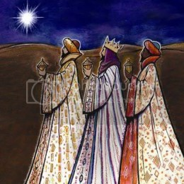 Three Wise Men Twelfth Night