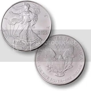 american eagle silver coin