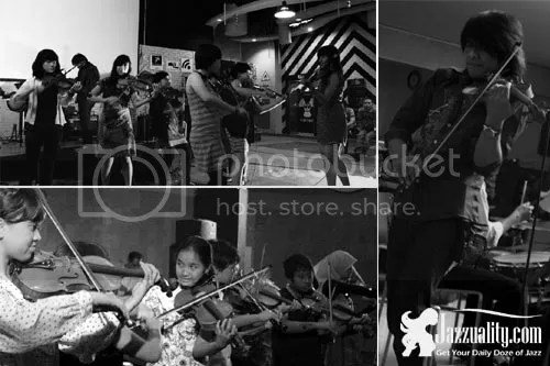 ammy alternative strings, jazzuality