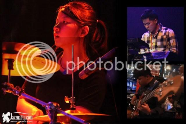 marissa wiguna band, jazzuality