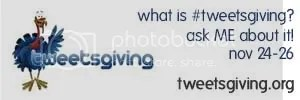what is tweetsgiving