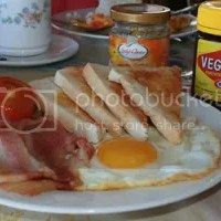 Have an Aussie Breakfast, Mate!