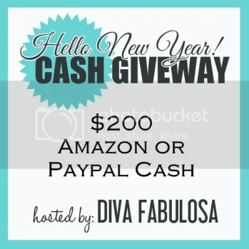 200amazon Enter to #Win the Hello New Year Cash #Giveaway