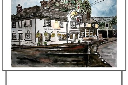 george and dragon pub restaur yard sign ?height=460&width=460&qv=90