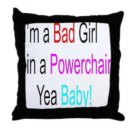 bad sign im a girl