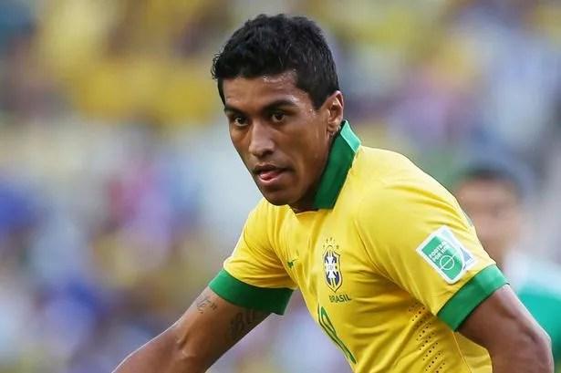 brazil s soccer player paulinho