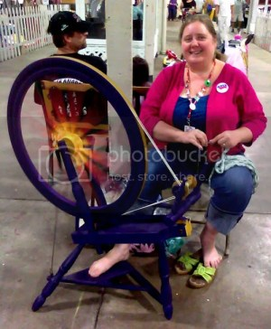 jenny spins on violette 2012 big e
