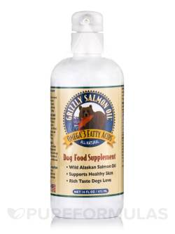 Smothery Grizzly Salmon Oil Dogs 16 Oz By Grizzly Pet Products Salmon Oil Dogs Dosage Dogs Calories Salmon Oil