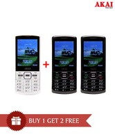 Buy One and Get Two Akai 4412 Mobiles FREE at ₹ 2990 & more mobile and accessories