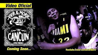 Cimio Paredez - Vivir y Morir en Cancun (Official Video)