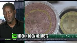 Boom Bust : Edward Harrison - Bullish on Bitcoin, CoinCongress