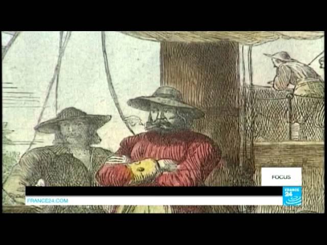 Nantes : ville marquée par la traite négrière